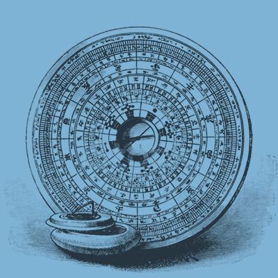 Kompas Feng Shui